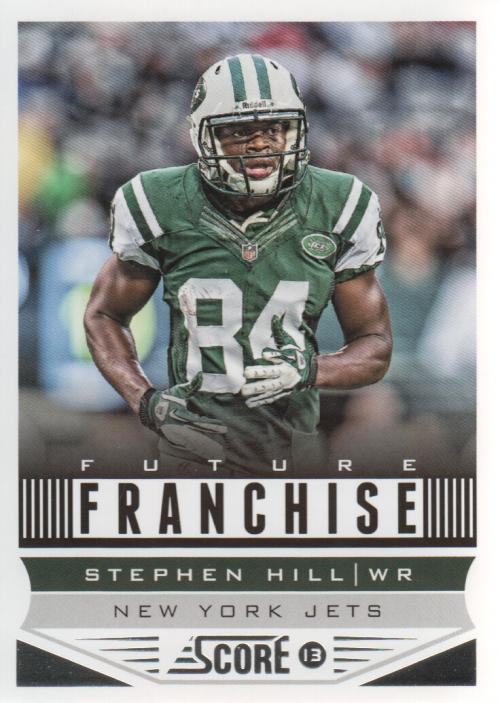 2013 Score #320 Stephen Hill FF