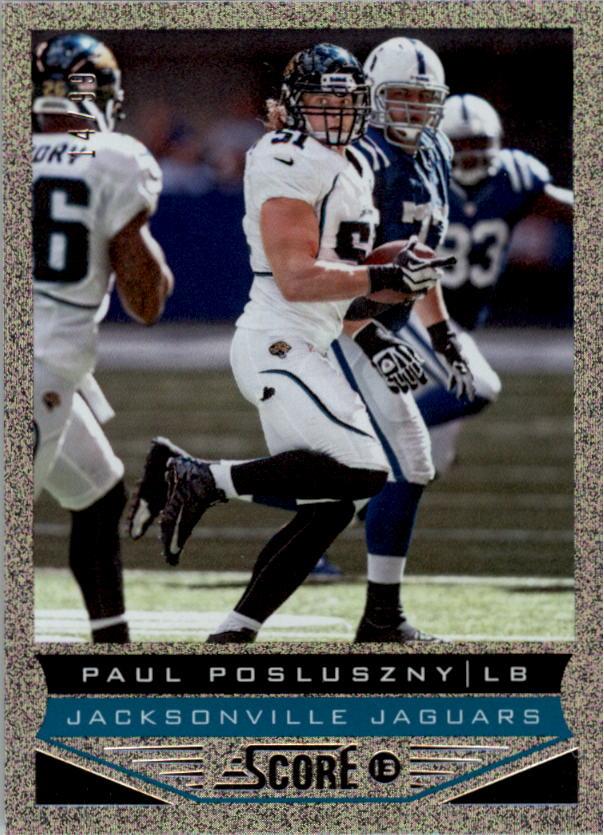 2013 Score Showcase #100 Paul Posluszny