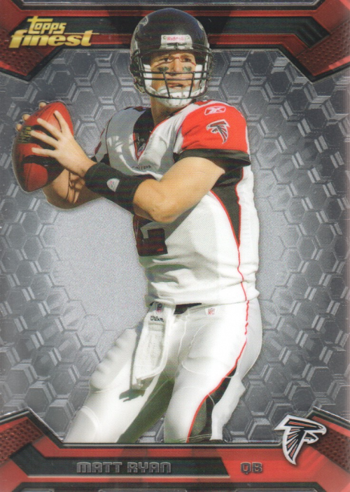 2013 Finest #22 Matt Ryan