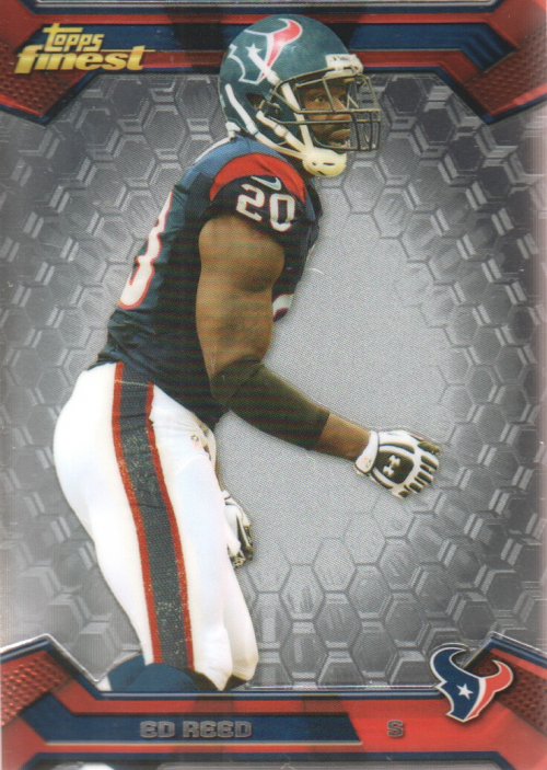 2013 Finest #29 Ed Reed