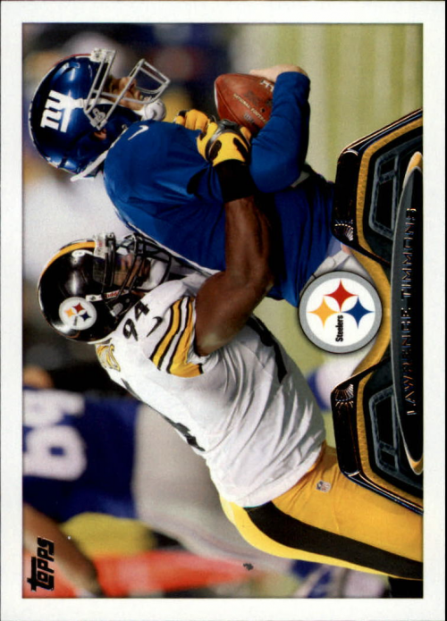 2013 Topps #371 Lawrence Timmons