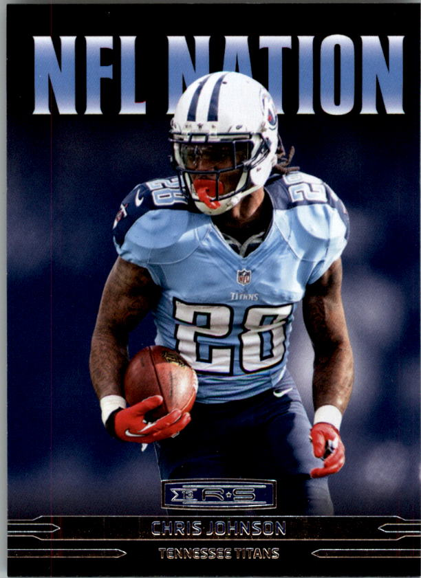 2013 Rookies and Stars NFL Nation #10 Chris Johnson