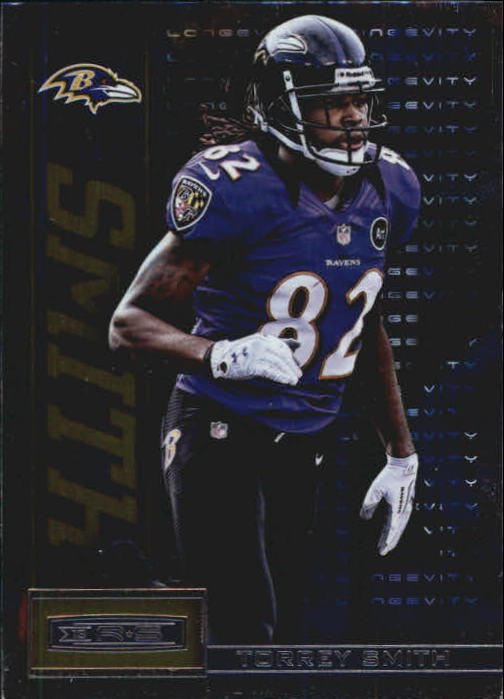 2013 Rookies and Stars Longevity Parallel #9 Torrey Smith