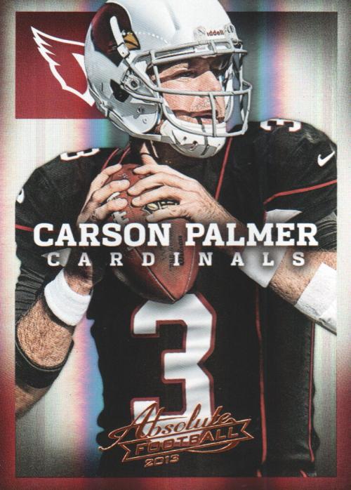 2013 Absolute #1 Carson Palmer