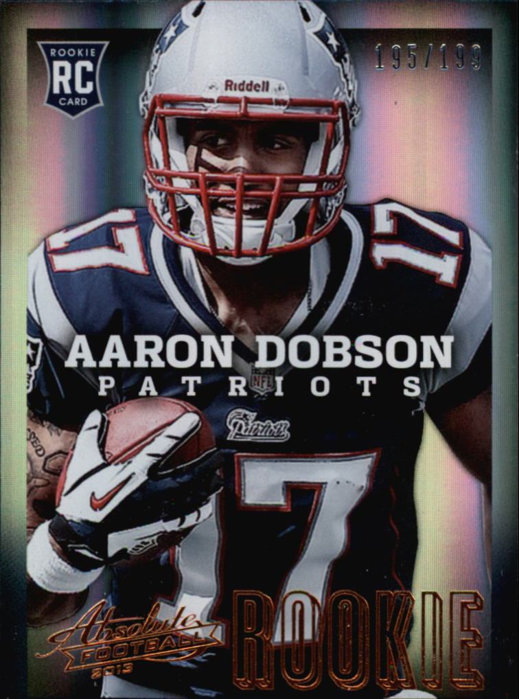 2013 Absolute #101A Aaron Dobson/199 RC