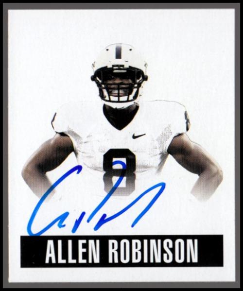 2014 Leaf Originals '48 Autographs #AR1 Allen Robinson