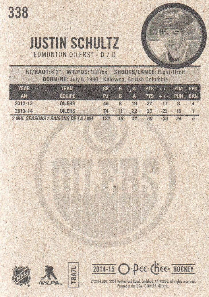 2014-15-O-Pee-Chee-Pick-From-List-251-500 thumbnail 127