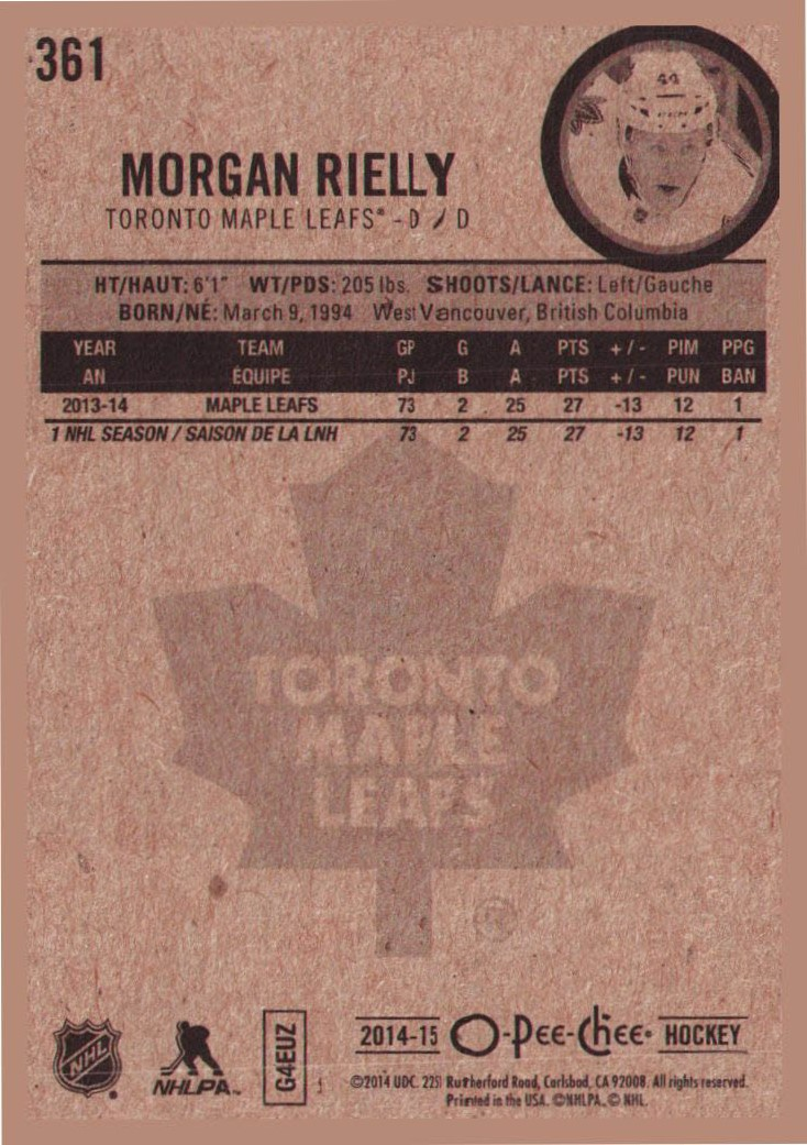 2014-15-O-Pee-Chee-Pick-From-List-251-500 thumbnail 159