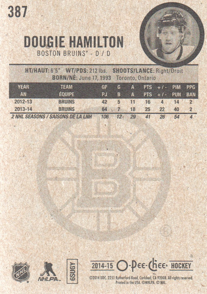 2014-15-O-Pee-Chee-Pick-From-List-251-500 thumbnail 197