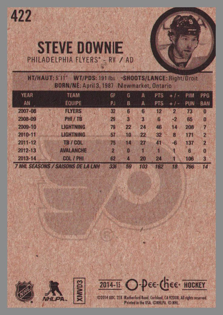 2014-15-O-Pee-Chee-Pick-From-List-251-500 thumbnail 237
