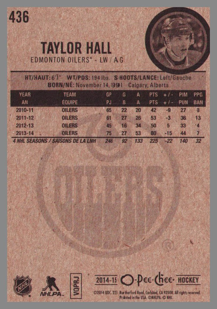 2014-15-O-Pee-Chee-Pick-From-List-251-500 thumbnail 261