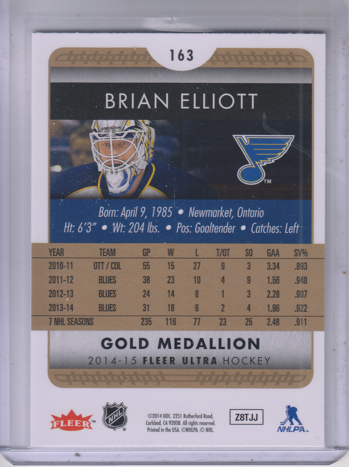 2014-15-Ultra-Hk-Base-Gold-Inserts-Rookies-You-Pick-Buy-10-cards-FREE-SHIP thumbnail 151