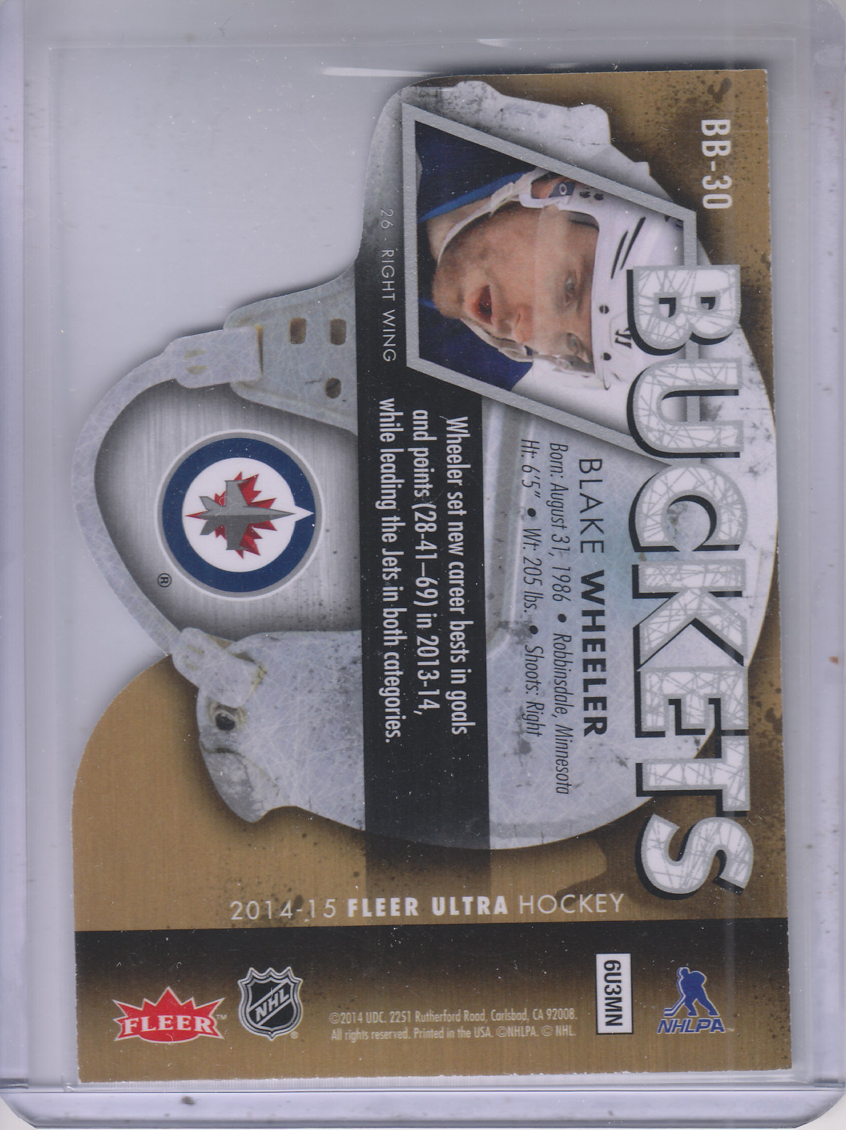 2014-15-Ultra-Hk-Base-Gold-Inserts-Rookies-You-Pick-Buy-10-cards-FREE-SHIP thumbnail 37