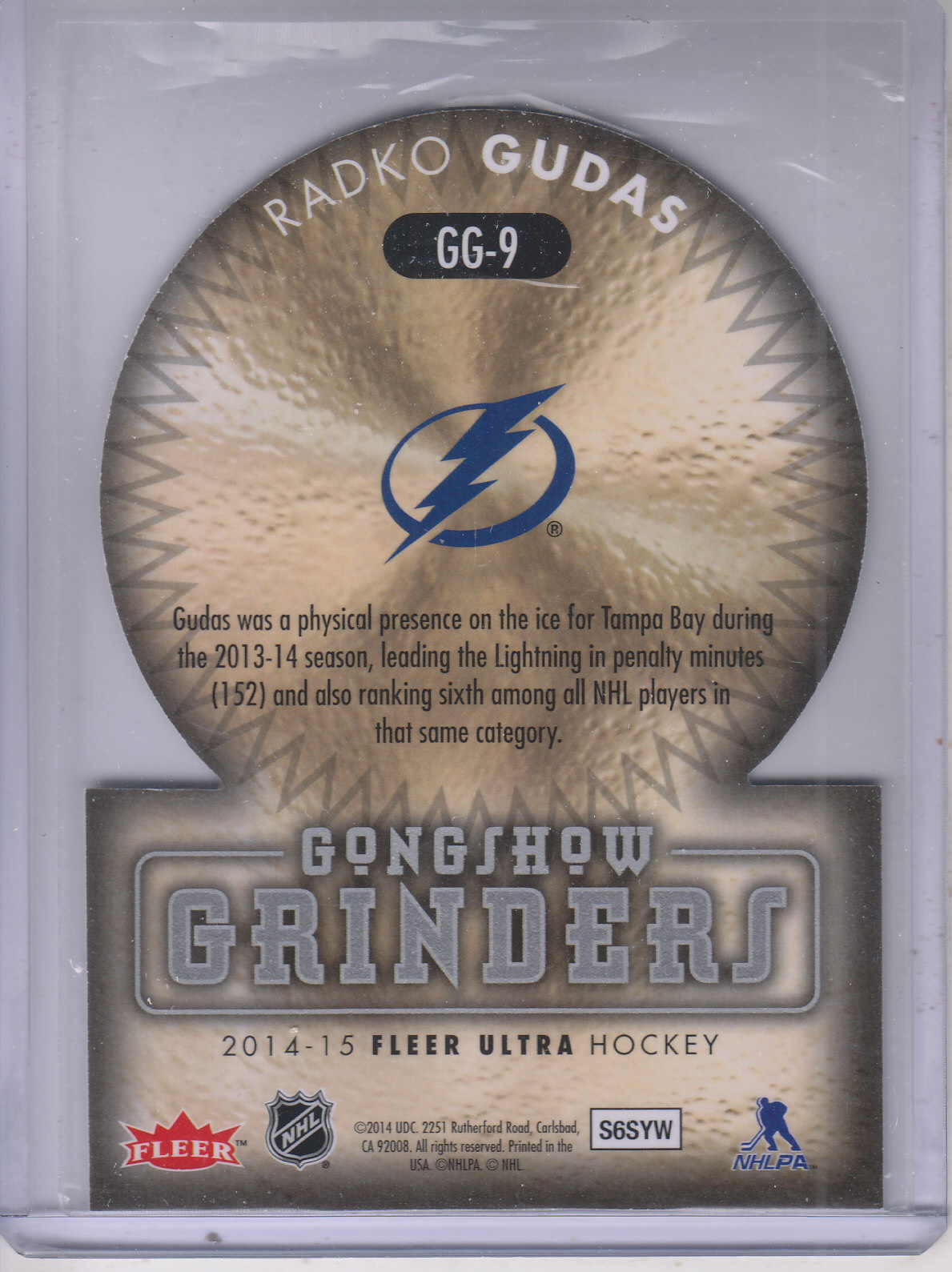 2014-15-Ultra-Hk-Base-Gold-Inserts-Rookies-You-Pick-Buy-10-cards-FREE-SHIP thumbnail 188