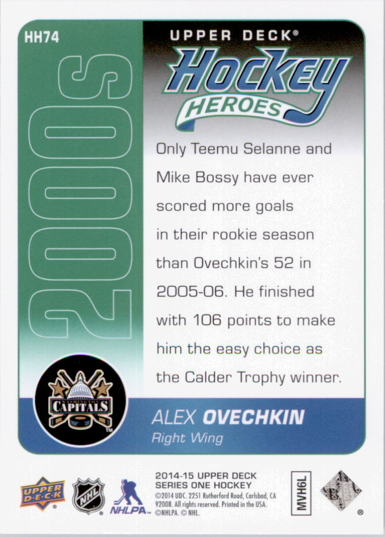 2014-15-Upper-Deck-Hockey-Canvas-Inserts-You-Pick-Buy-10-cards-FREE-SHIP thumbnail 141