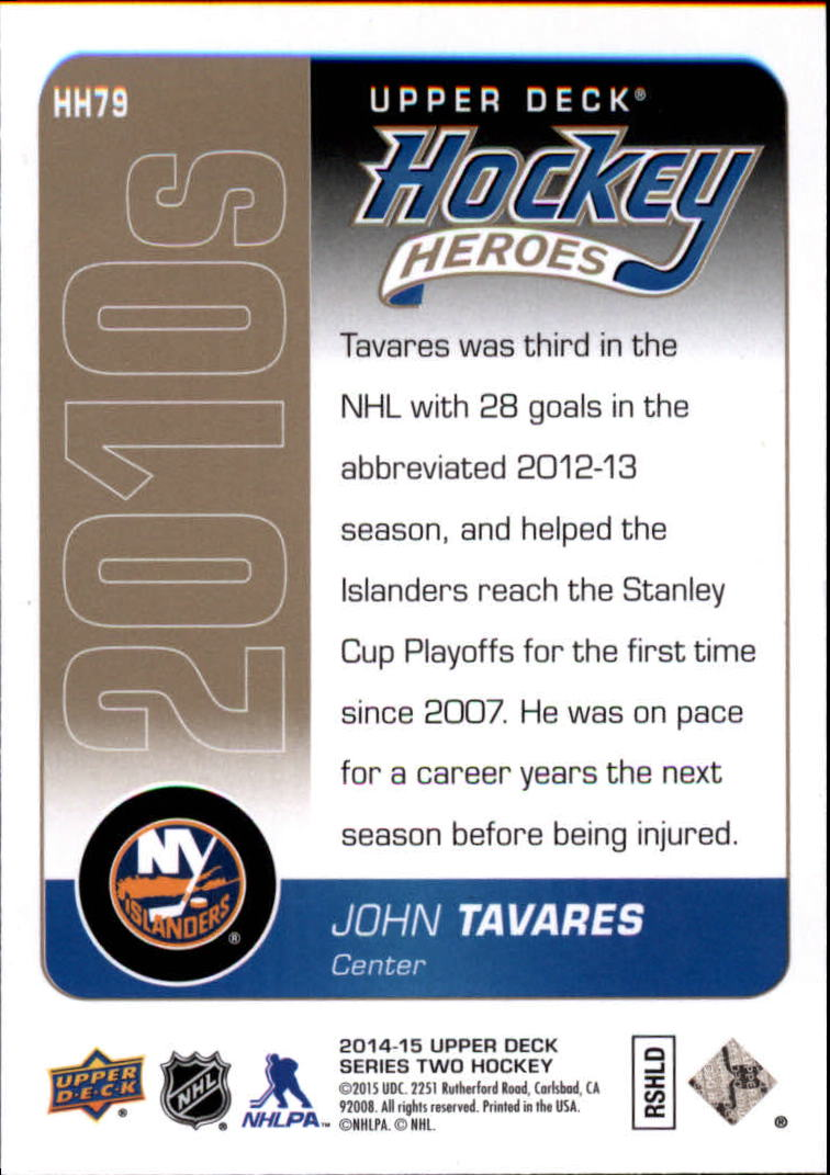 2014-15-Upper-Deck-Hockey-Canvas-Inserts-You-Pick-Buy-10-cards-FREE-SHIP thumbnail 147