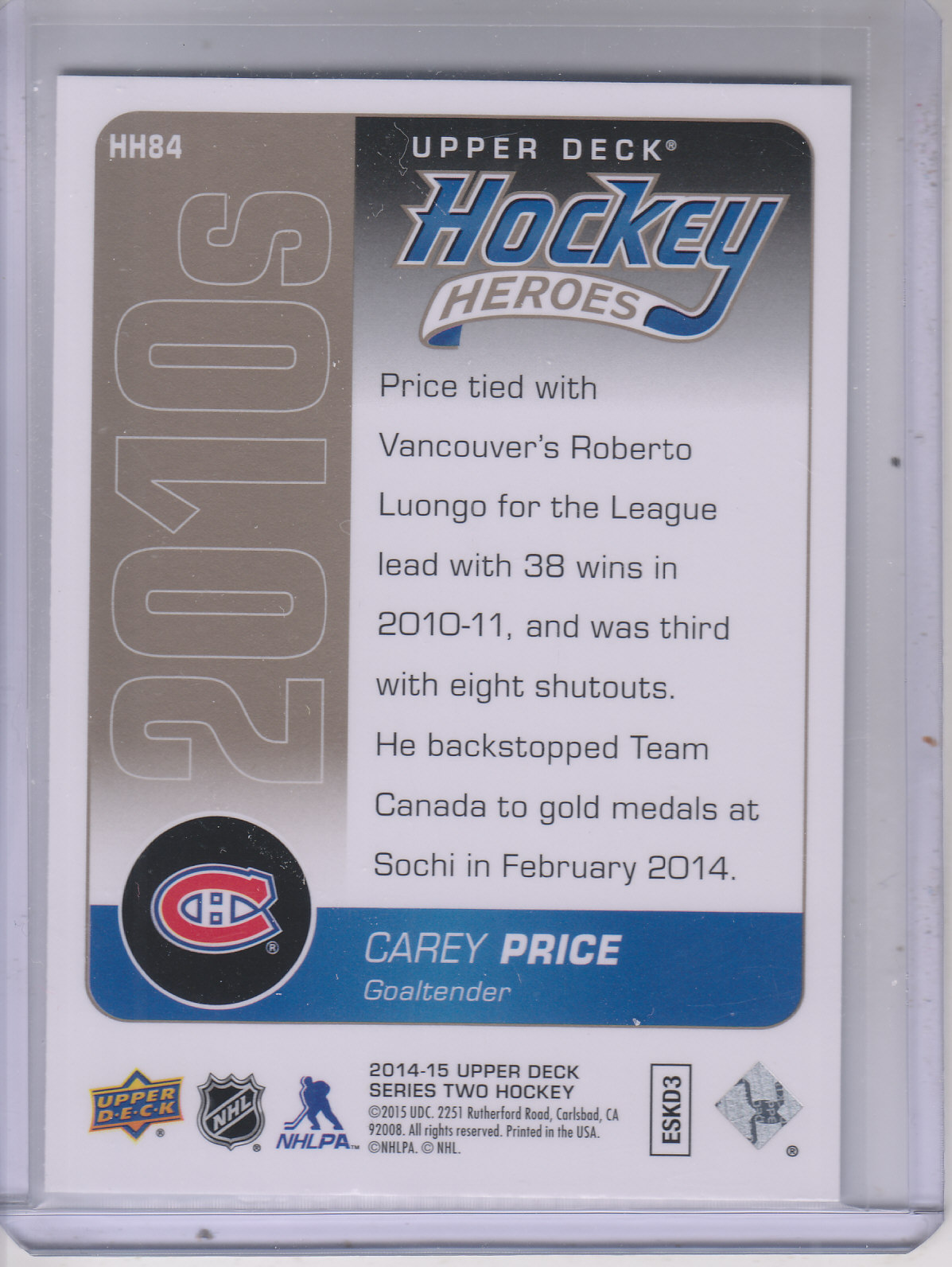2014-15-Upper-Deck-Hockey-Canvas-Inserts-You-Pick-Buy-10-cards-FREE-SHIP thumbnail 157