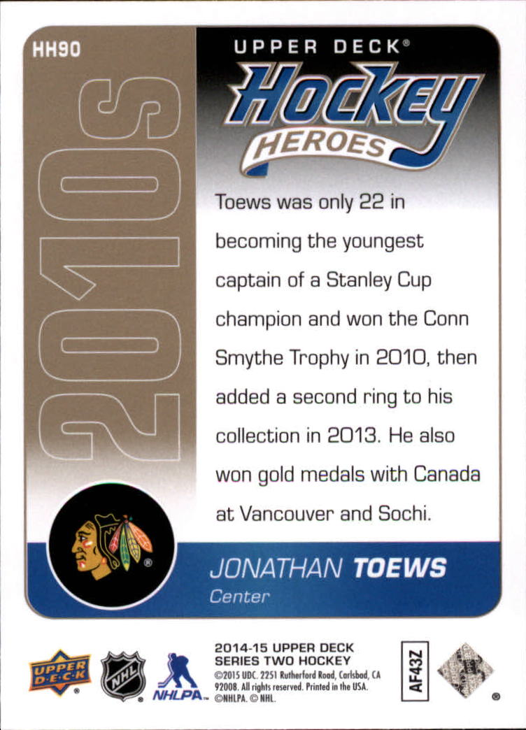 2014-15-Upper-Deck-Hockey-Canvas-Inserts-You-Pick-Buy-10-cards-FREE-SHIP thumbnail 167