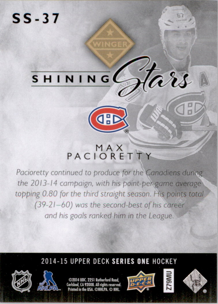 2014-15-Upper-Deck-Hockey-Canvas-Inserts-You-Pick-Buy-10-cards-FREE-SHIP thumbnail 189