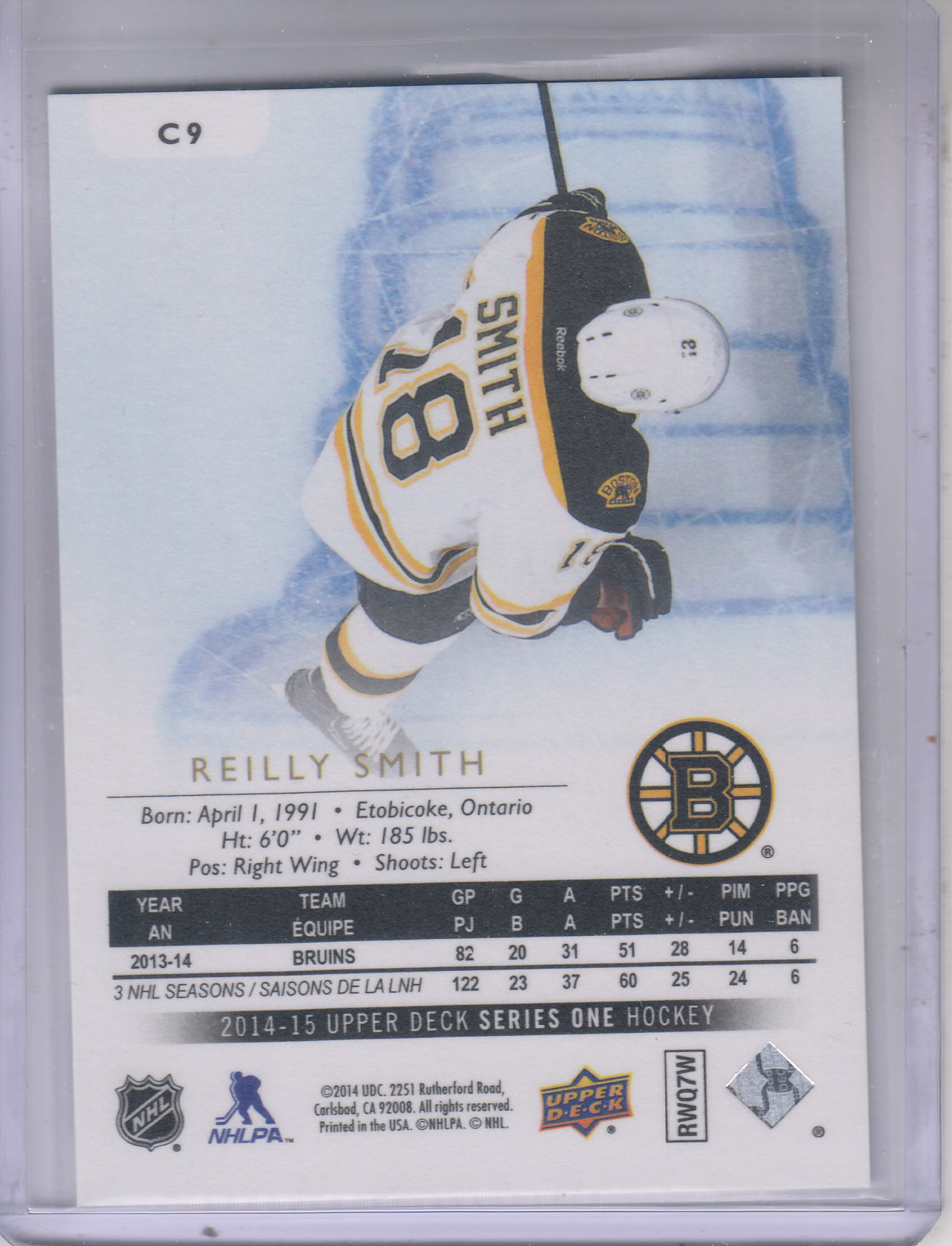 2014-15-Upper-Deck-Hockey-Canvas-Inserts-You-Pick-Buy-10-cards-FREE-SHIP thumbnail 10