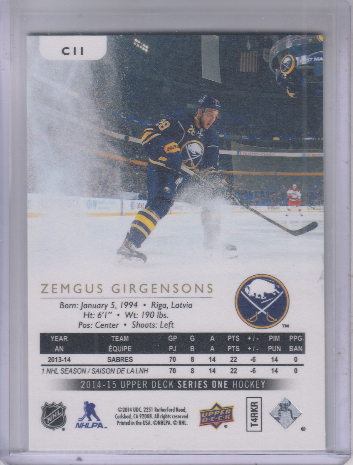 2014-15-Upper-Deck-Hockey-Canvas-Inserts-You-Pick-Buy-10-cards-FREE-SHIP thumbnail 14