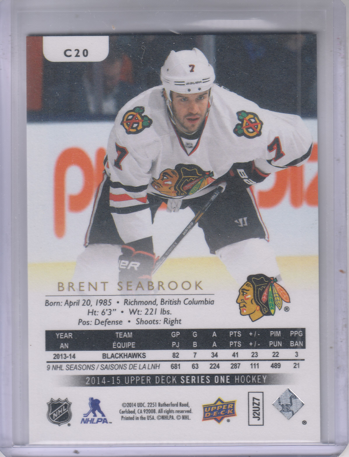 2014-15-Upper-Deck-Hockey-Canvas-Inserts-You-Pick-Buy-10-cards-FREE-SHIP thumbnail 21