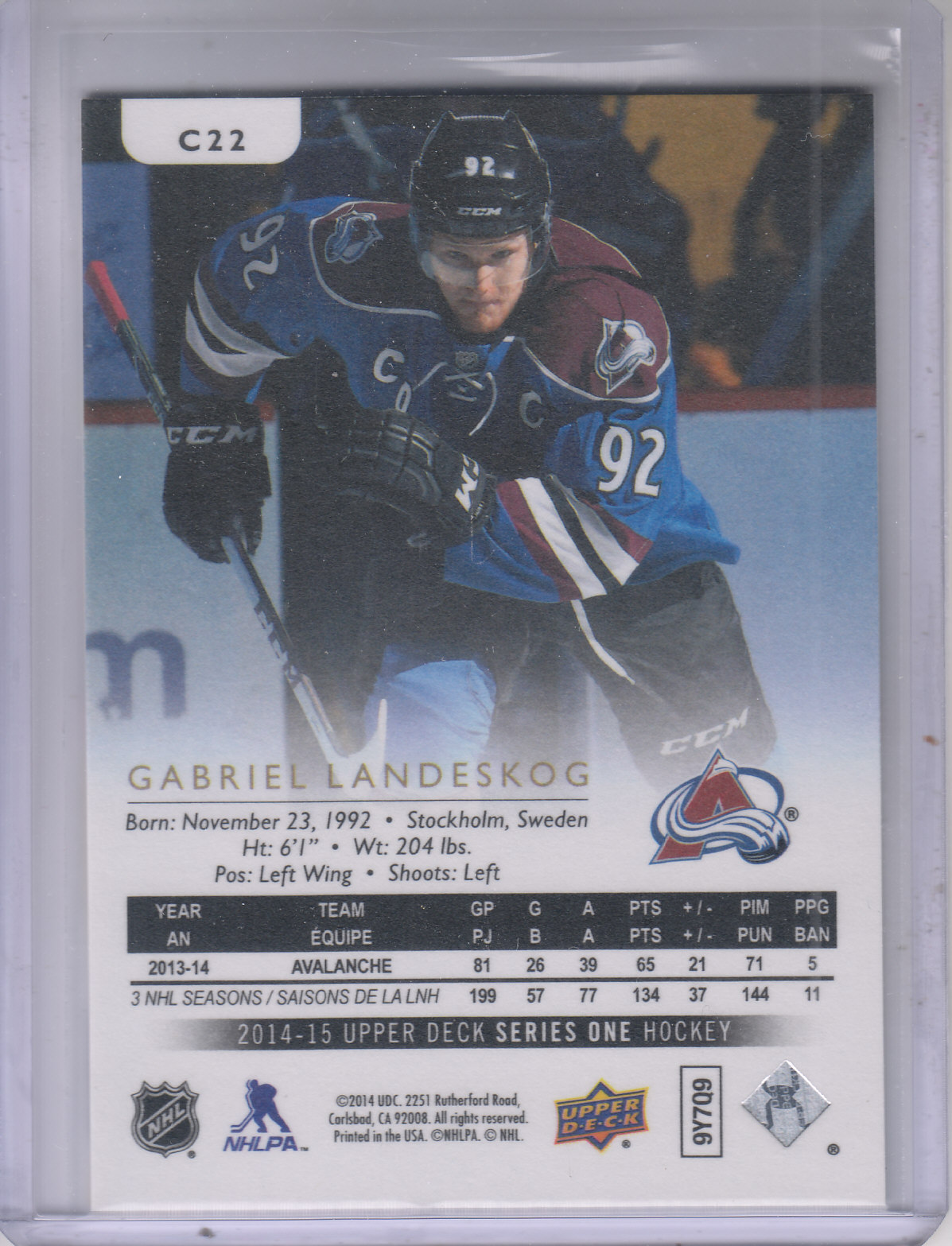2014-15-Upper-Deck-Hockey-Canvas-Inserts-You-Pick-Buy-10-cards-FREE-SHIP thumbnail 25