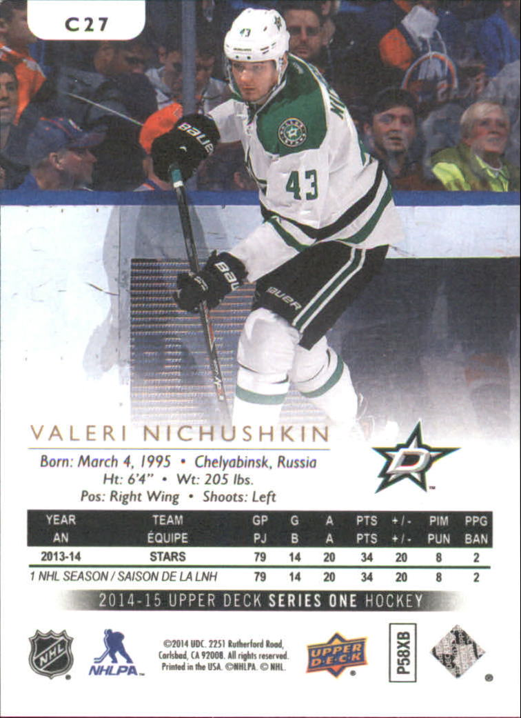 2014-15-Upper-Deck-Hockey-Canvas-Inserts-You-Pick-Buy-10-cards-FREE-SHIP thumbnail 27