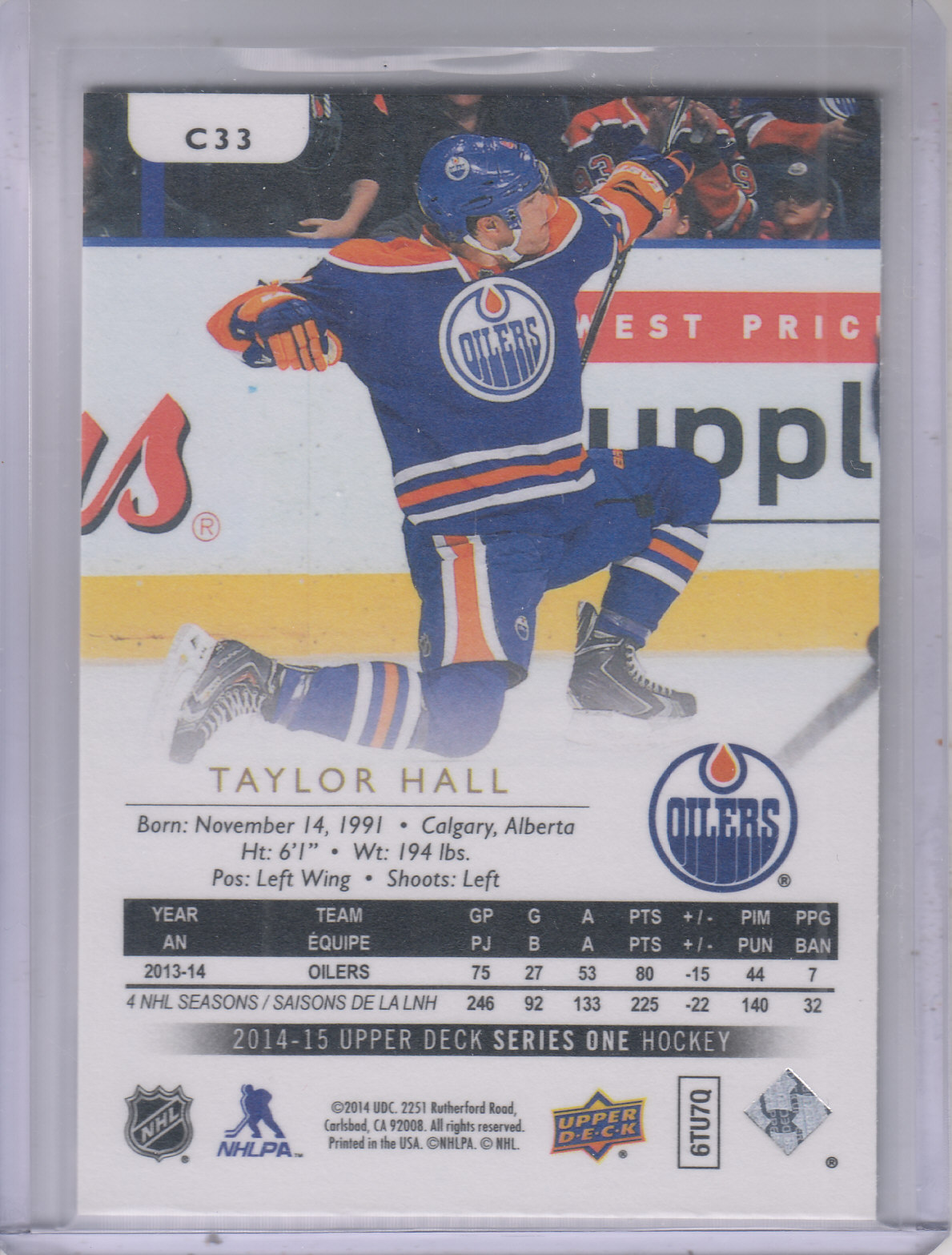 2014-15-Upper-Deck-Hockey-Canvas-Inserts-You-Pick-Buy-10-cards-FREE-SHIP thumbnail 31