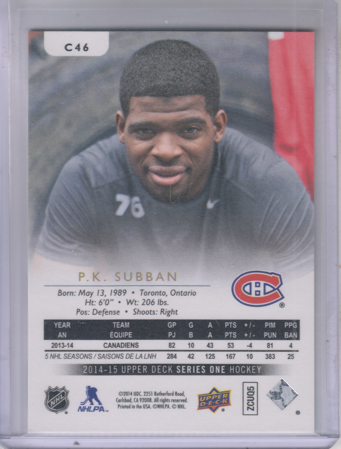 2014-15-Upper-Deck-Hockey-Canvas-Inserts-You-Pick-Buy-10-cards-FREE-SHIP thumbnail 47