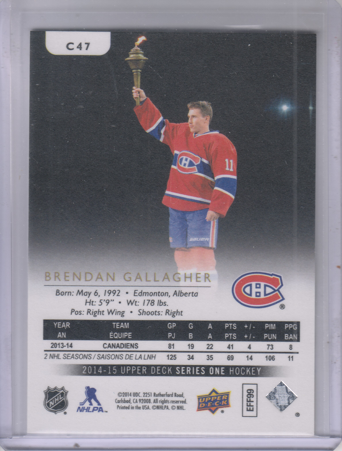 2014-15-Upper-Deck-Hockey-Canvas-Inserts-You-Pick-Buy-10-cards-FREE-SHIP thumbnail 49