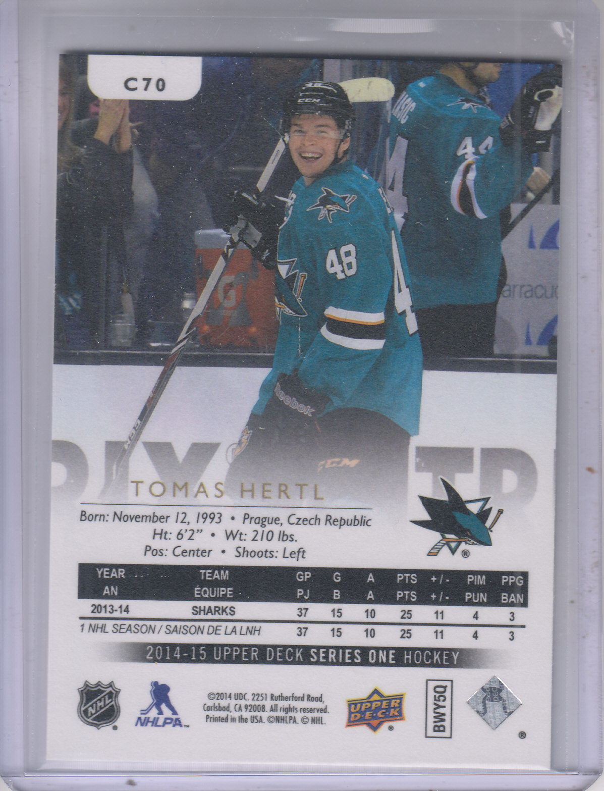2014-15-Upper-Deck-Hockey-Canvas-Inserts-You-Pick-Buy-10-cards-FREE-SHIP thumbnail 63