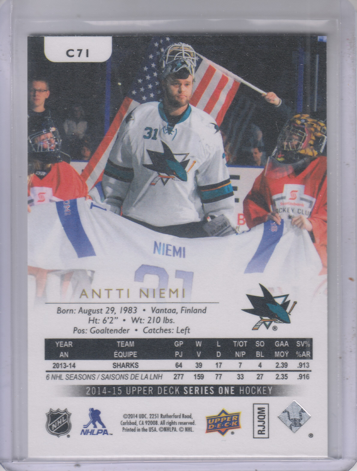 2014-15-Upper-Deck-Hockey-Canvas-Inserts-You-Pick-Buy-10-cards-FREE-SHIP thumbnail 65