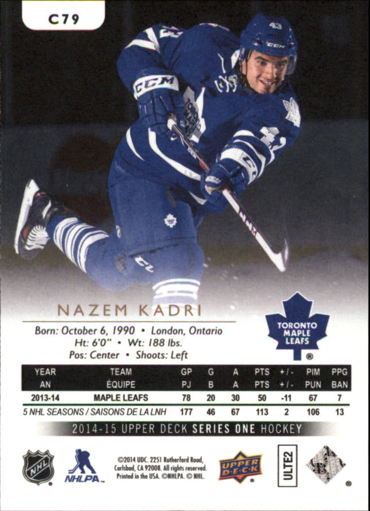 2014-15-Upper-Deck-Hockey-Canvas-Inserts-You-Pick-Buy-10-cards-FREE-SHIP thumbnail 71