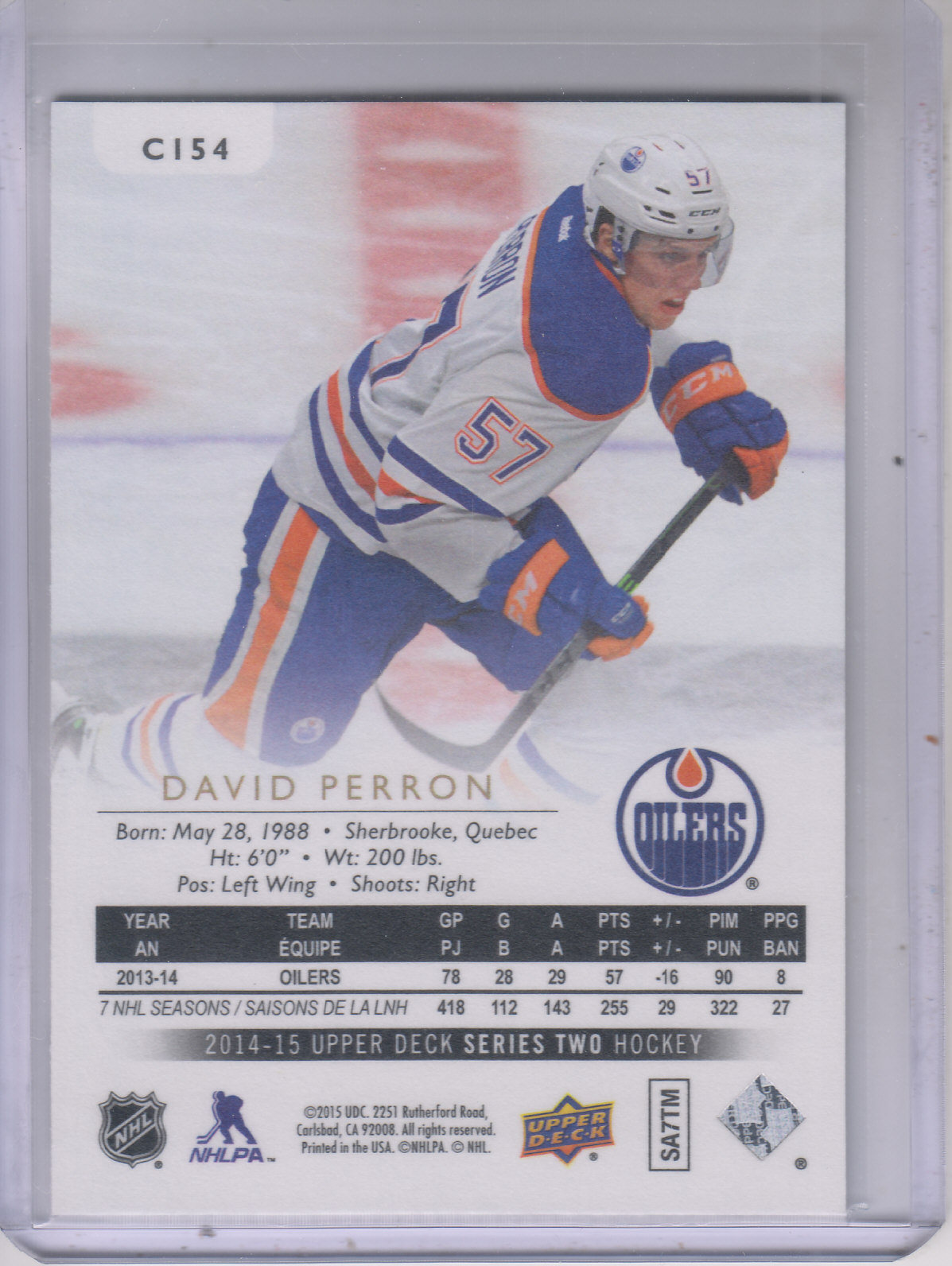 2014-15-Upper-Deck-Hockey-Canvas-Inserts-You-Pick-Buy-10-cards-FREE-SHIP thumbnail 93