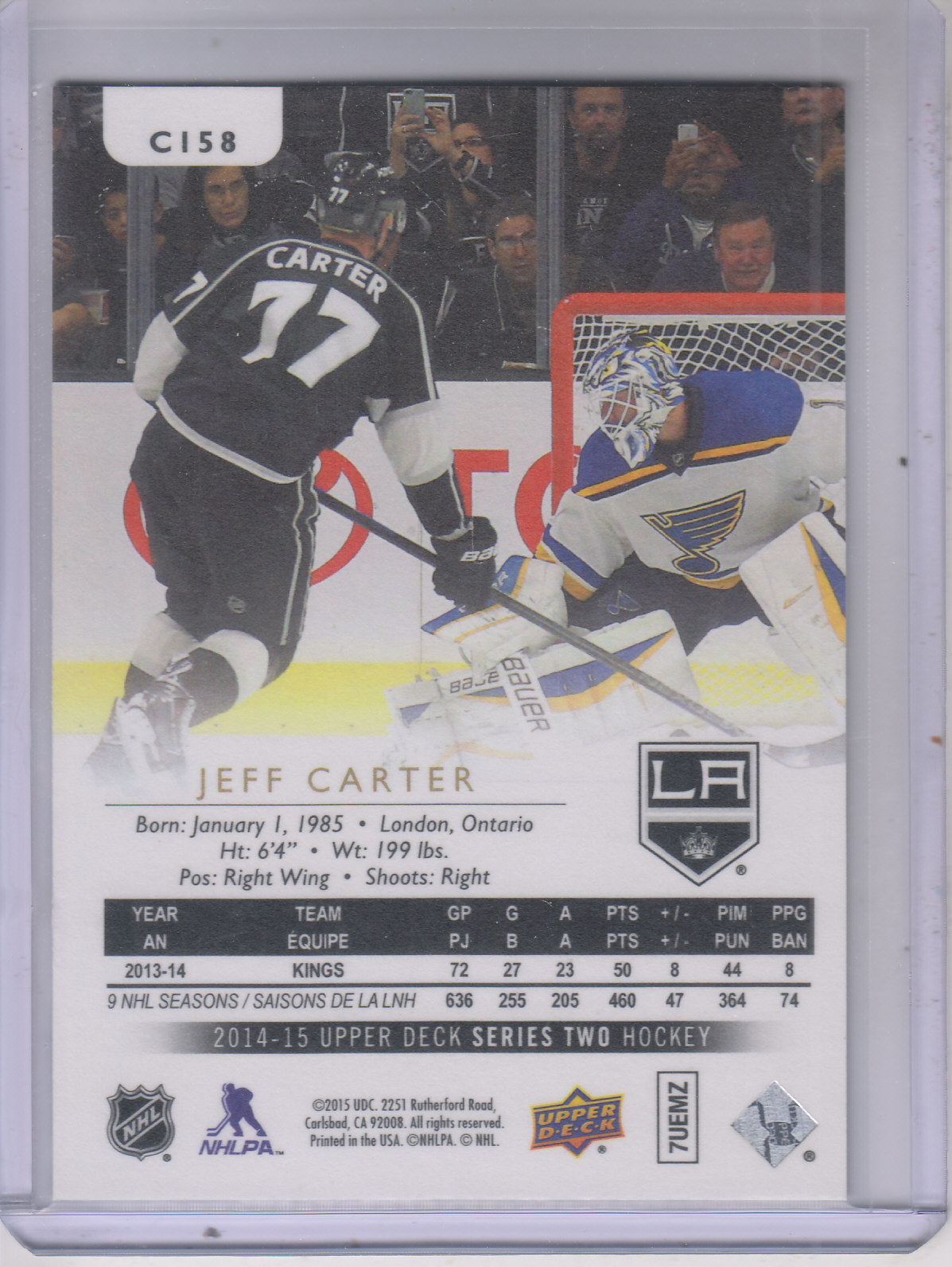 2014-15-Upper-Deck-Hockey-Canvas-Inserts-You-Pick-Buy-10-cards-FREE-SHIP thumbnail 98