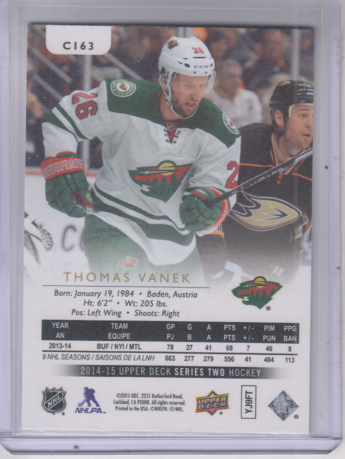 2014-15-Upper-Deck-Hockey-Canvas-Inserts-You-Pick-Buy-10-cards-FREE-SHIP thumbnail 100