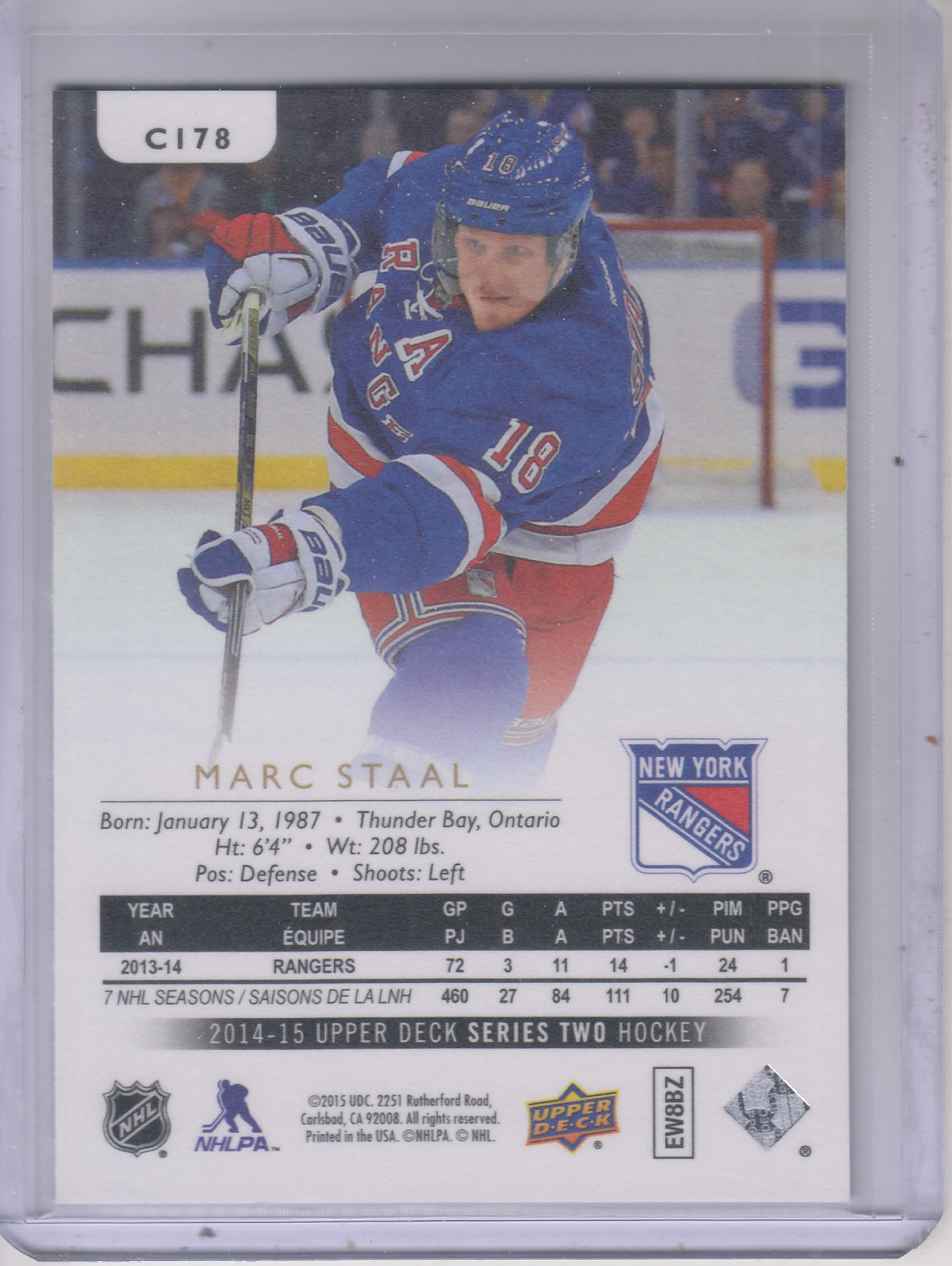 2014-15-Upper-Deck-Hockey-Canvas-Inserts-You-Pick-Buy-10-cards-FREE-SHIP thumbnail 110