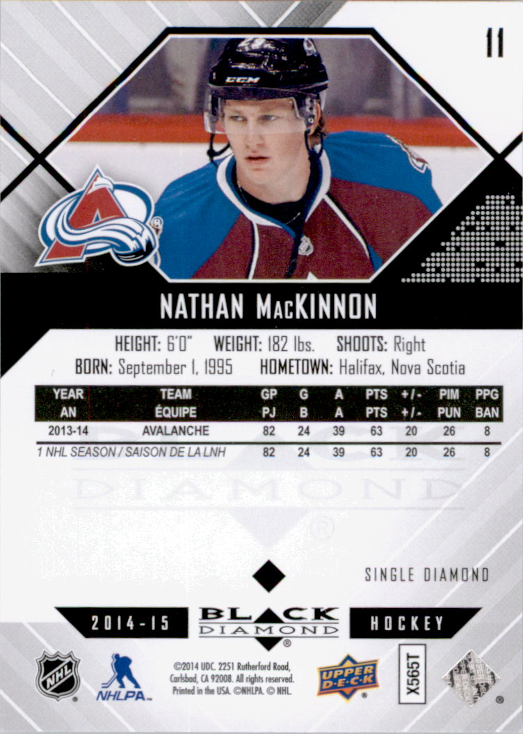 2014-15-Black-Diamond-Hockey-Card-Pick thumbnail 19