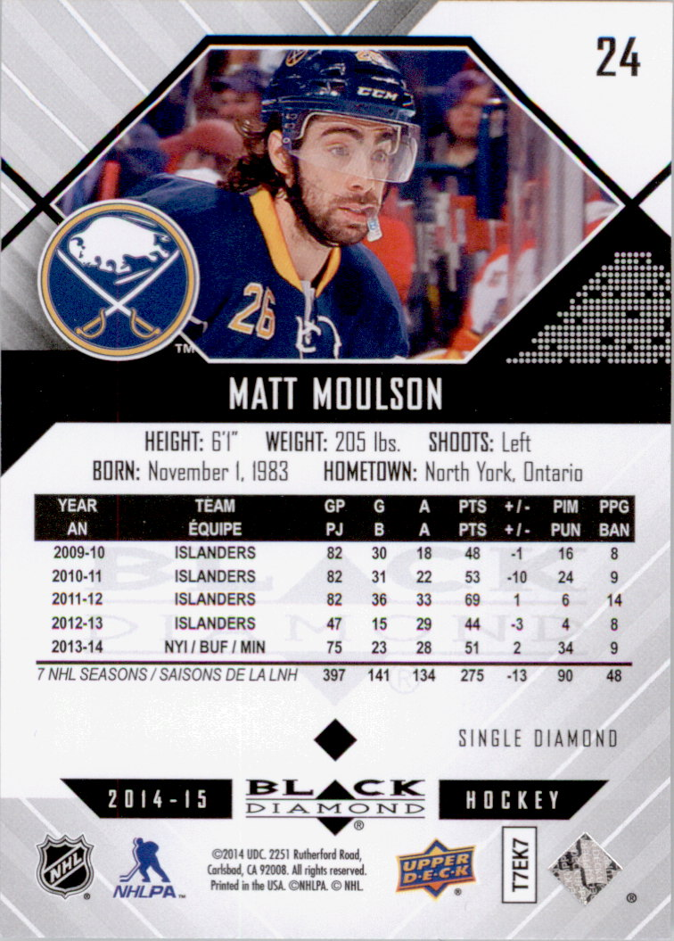 2014-15-Black-Diamond-Hockey-Card-Pick thumbnail 37