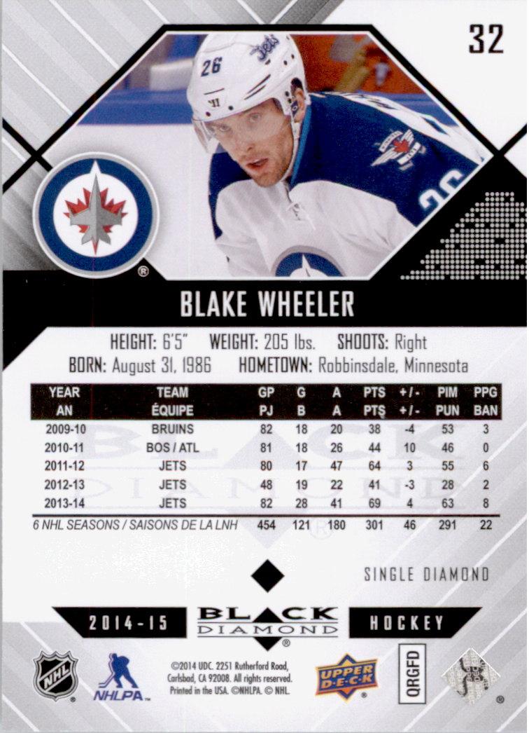 2014-15-Black-Diamond-Hockey-Card-Pick thumbnail 45