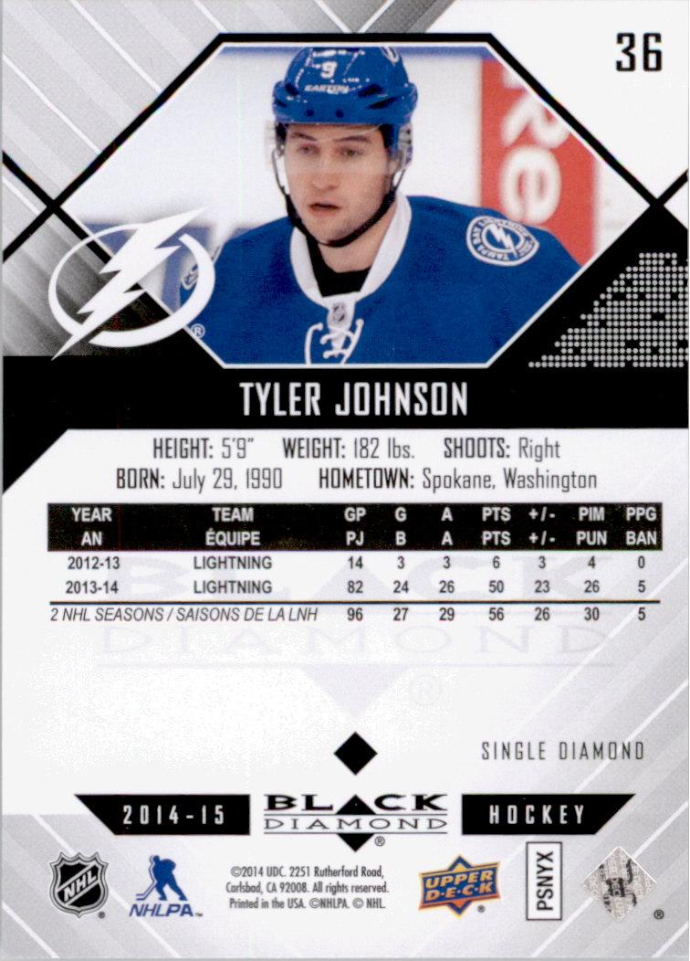 2014-15-Black-Diamond-Hockey-Card-Pick thumbnail 53