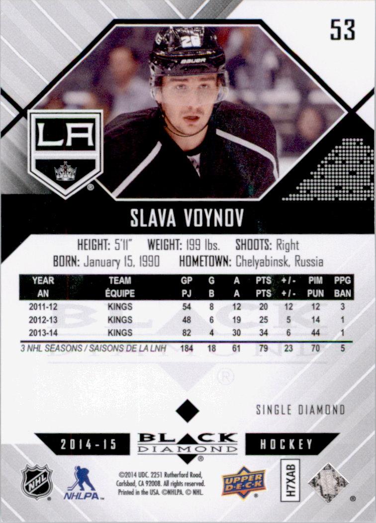 2014-15-Black-Diamond-Hockey-Card-Pick thumbnail 71