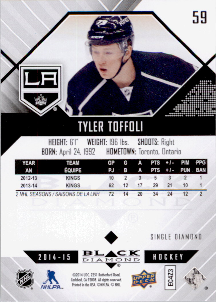 2014-15-Black-Diamond-Hockey-Card-Pick thumbnail 79