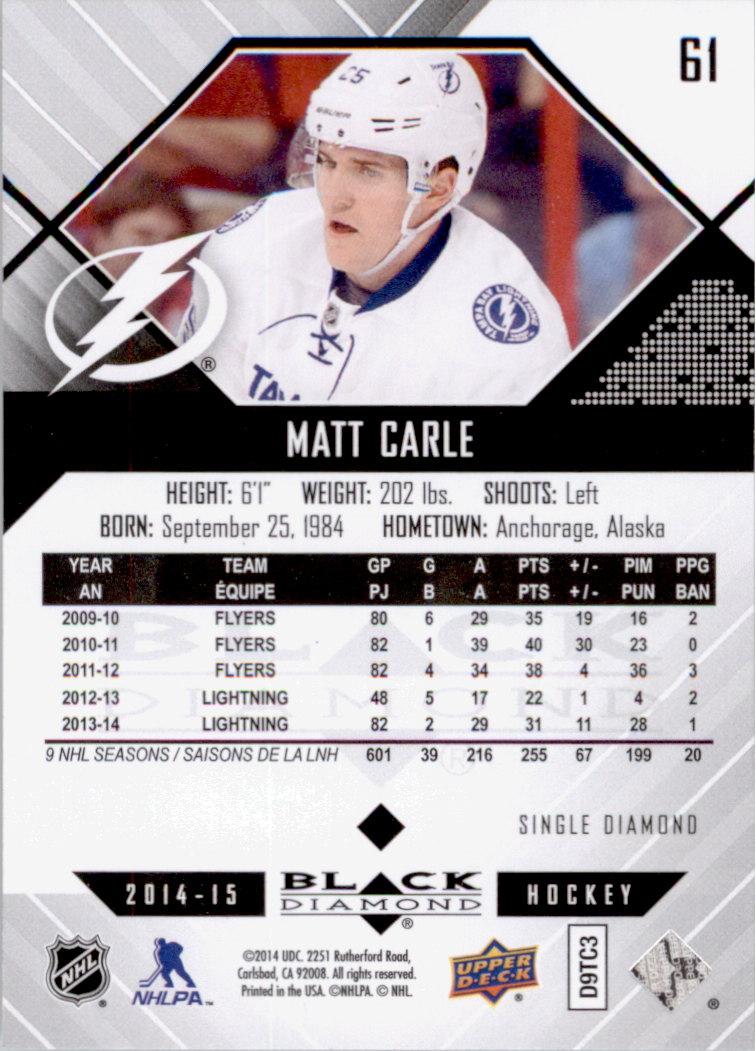 2014-15-Black-Diamond-Hockey-Card-Pick thumbnail 83