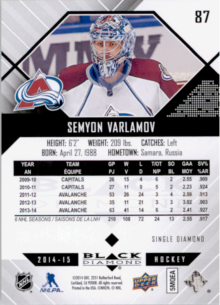 2014-15-Black-Diamond-Hockey-Card-Pick thumbnail 107