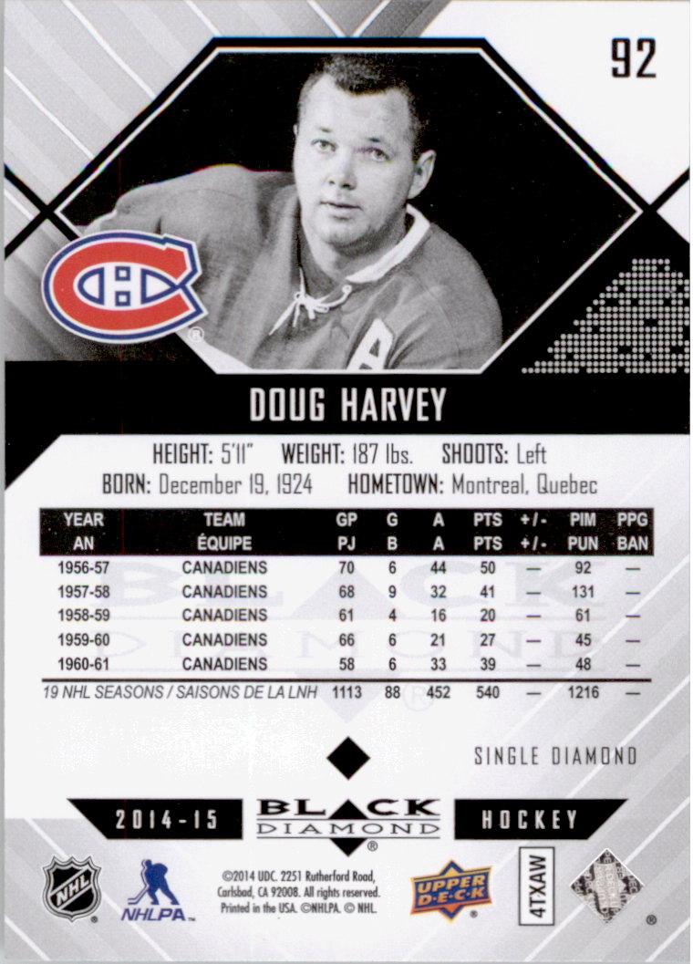 2014-15-Black-Diamond-Hockey-Card-Pick thumbnail 111