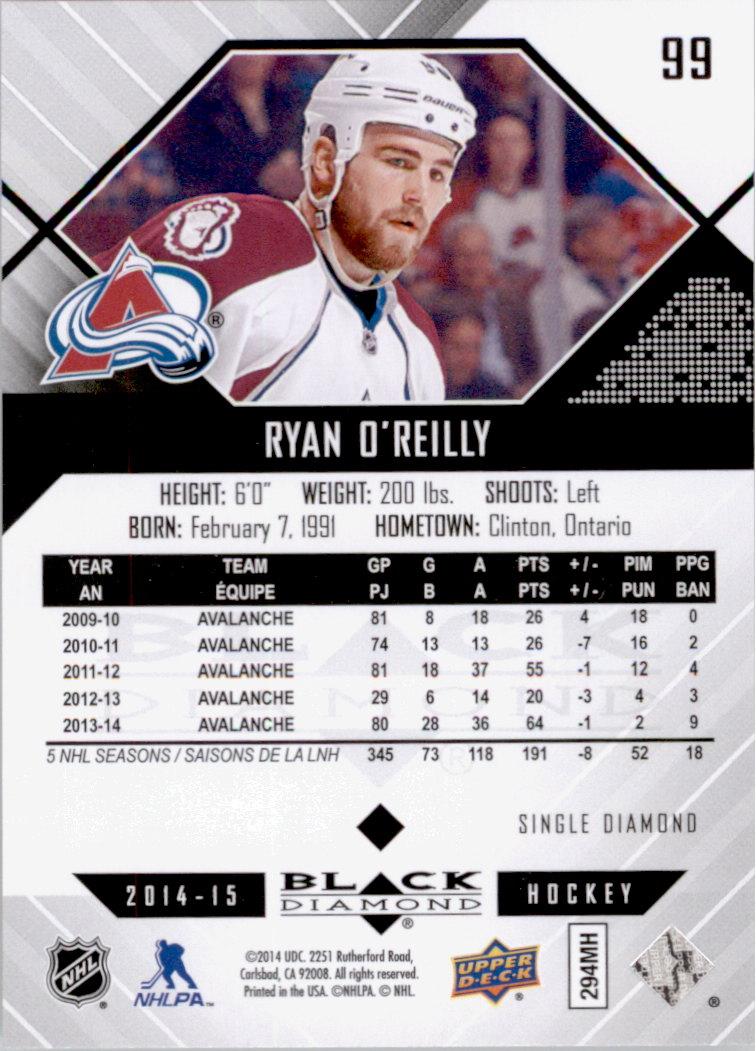 2014-15-Black-Diamond-Hockey-Card-Pick thumbnail 121