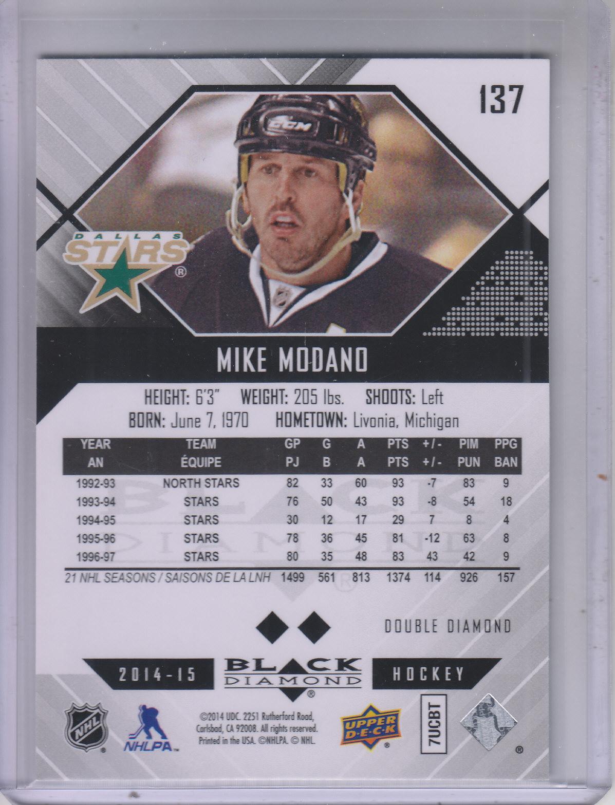 2014-15-Black-Diamond-Hockey-Card-Pick thumbnail 142