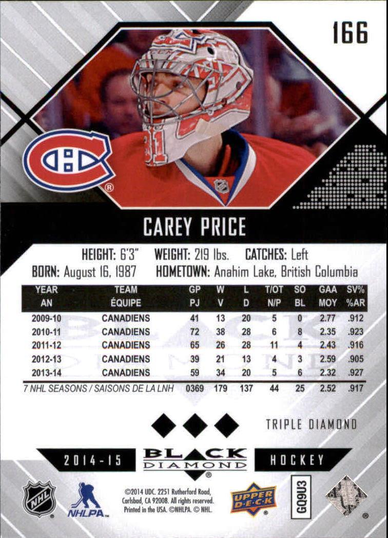 2014-15-Black-Diamond-Hockey-Card-Pick thumbnail 161